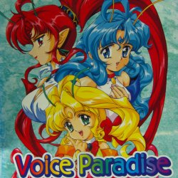 Voice Paradise - VGDB - Vídeo Game Data Base