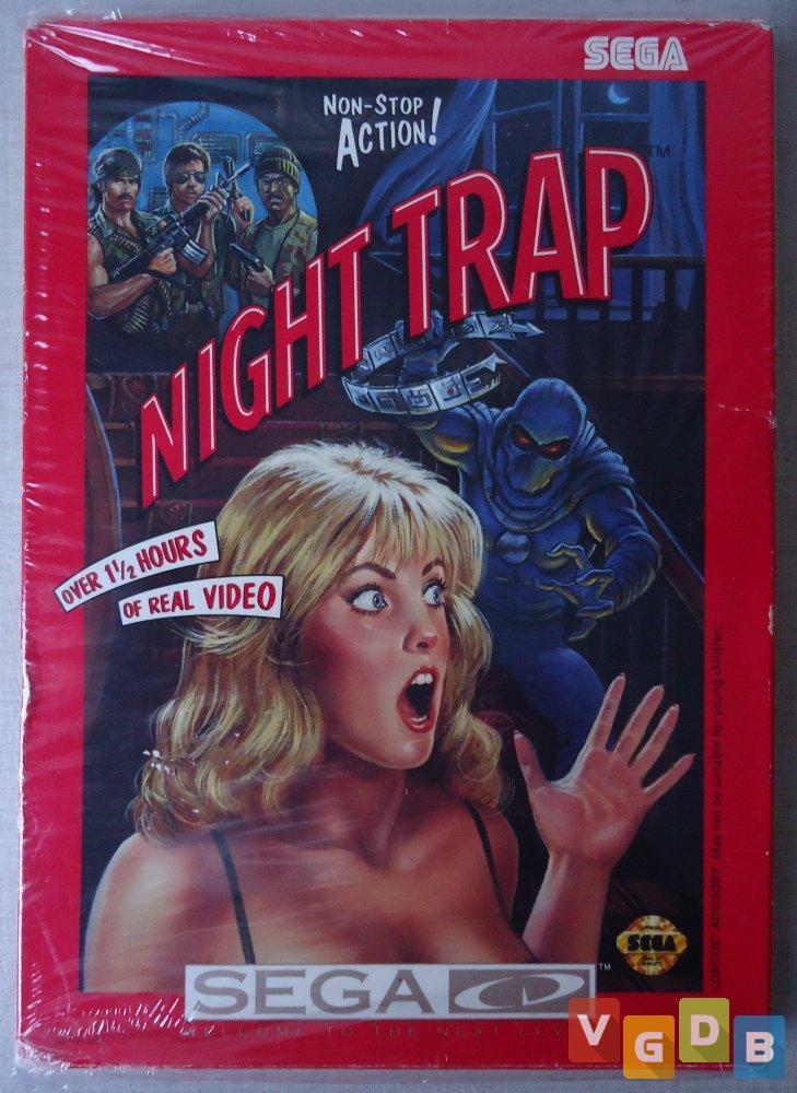 Night Trap - VGDB - Vídeo Game Data Base