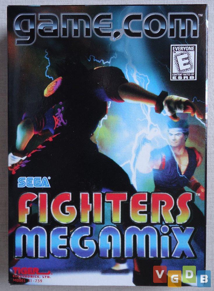 Fighters Megamix - VGDB - Vídeo Game Data Base